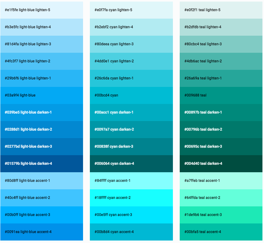 Css Color 28 Images Sle Css Color Chart 5 Documents In